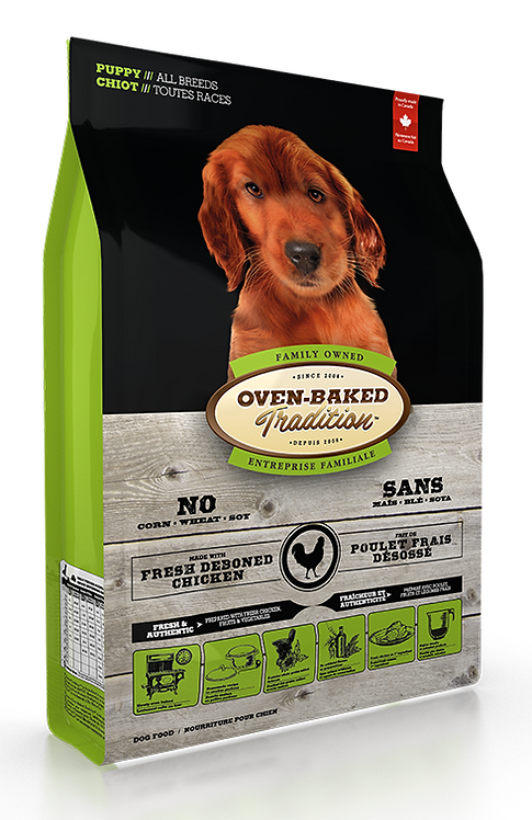 PUPPY FOOD FOR ALL BREEDS- CHICKEN