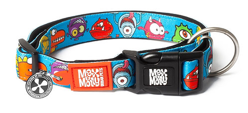 Max & Molly SMART ID COLLAR - Little Monsters