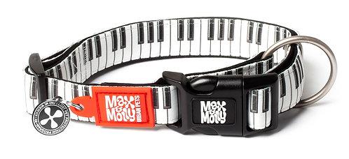 Max & Molly SMART ID COLLAR - Piano