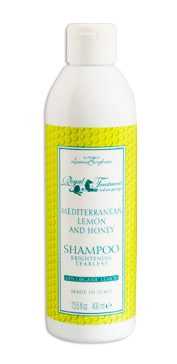 Organic Lemon and Honey Shampoo