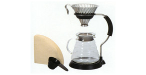 V60 濾杯支架咖啡壺組 VAS-8006-HSV
