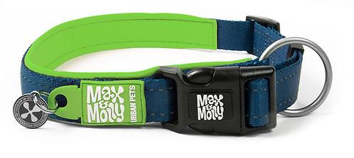 Max & Molly SMART ID MATRIX COLLAR - Lime Green