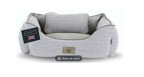 Sydney & Co Blue Dog Bed