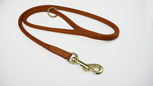 Handmade Rolled Genuine Leather Lead