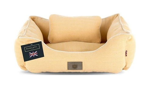 Sydney & Co Yellow Dog Bed