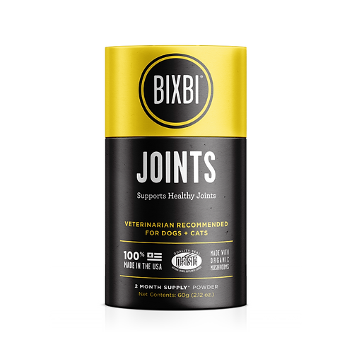 JOINT SUPPORT POWDERED MUSHROOM SUPPLEMENT