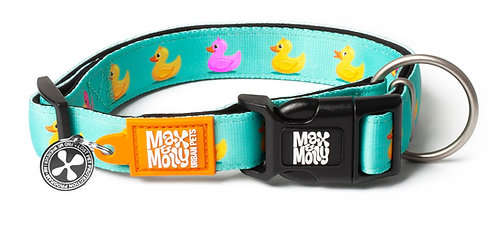 Max & Molly SMART ID COLLAR - Ducklings