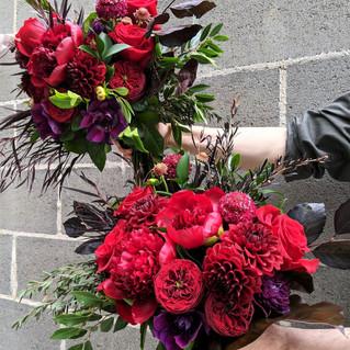 Blue Mountains Wedding Flowers Bouquet B
