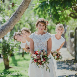 Blue Mountains Wedding Flowers Bridal Bo