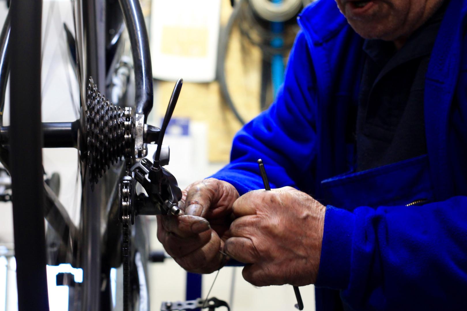 Rocco der Fahrradladen