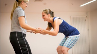 Übungen und Trainingstherapie