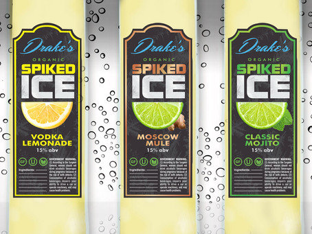 Drake's Organic Spirits Outselling Top Brands in California