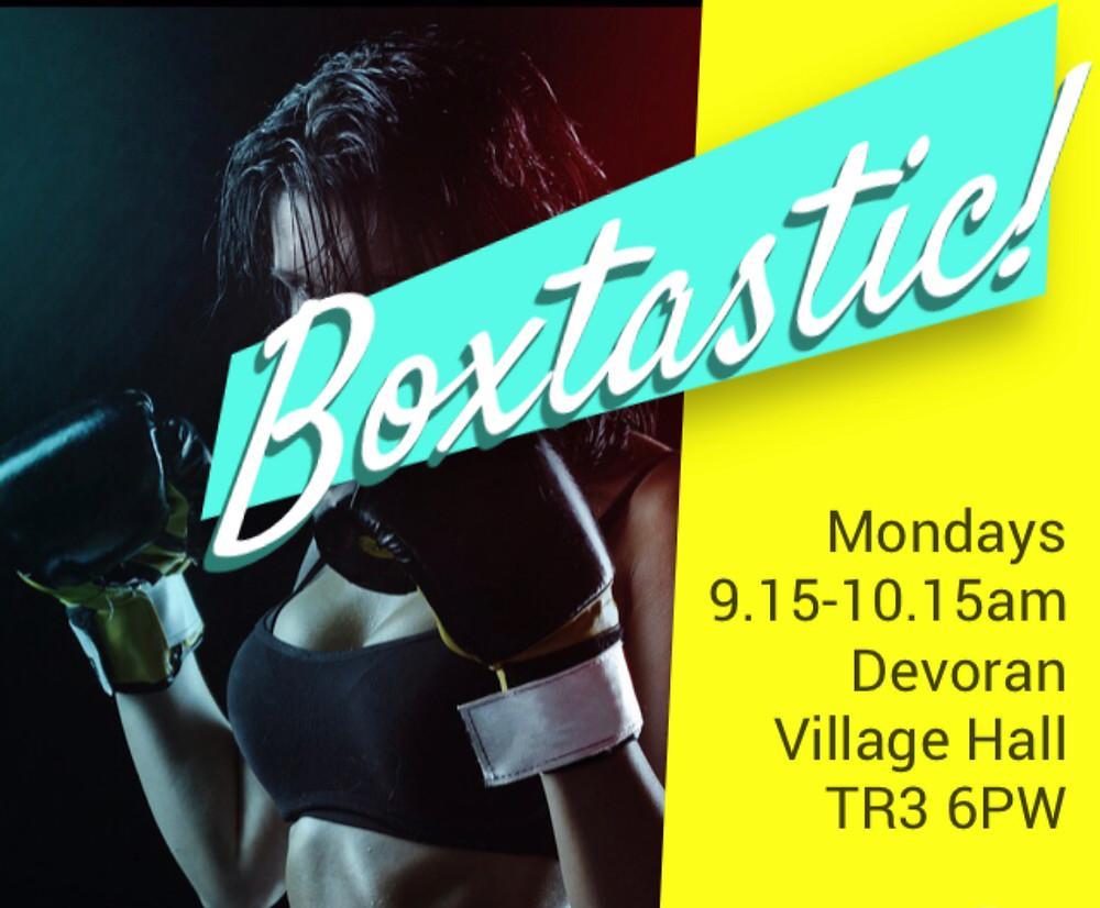 Boxing Cardio Fitness