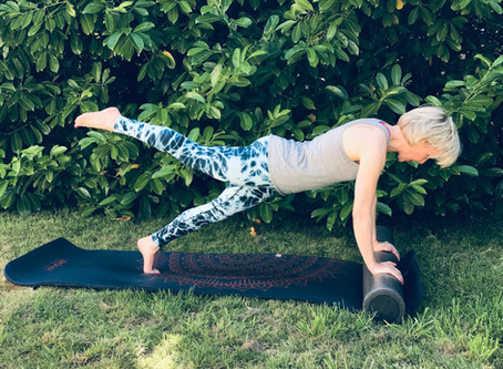The Benefits of Foam Rollers in Pilates.
