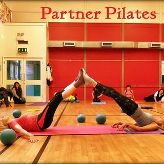 Partner Pilates