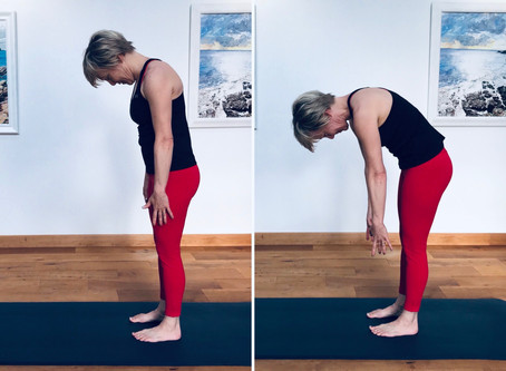 10 top stretches after a long journey or on your hols...
