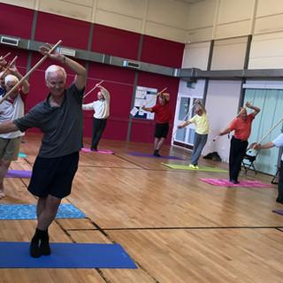 Men's Pilates Perranwell Village Hall