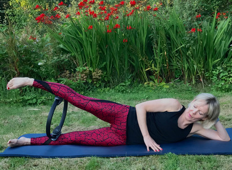 3 reasons Pilates Rings are an asset to your Pilates Class.