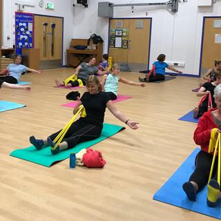 Pilates Perran-Ar_Worthal School with Zo