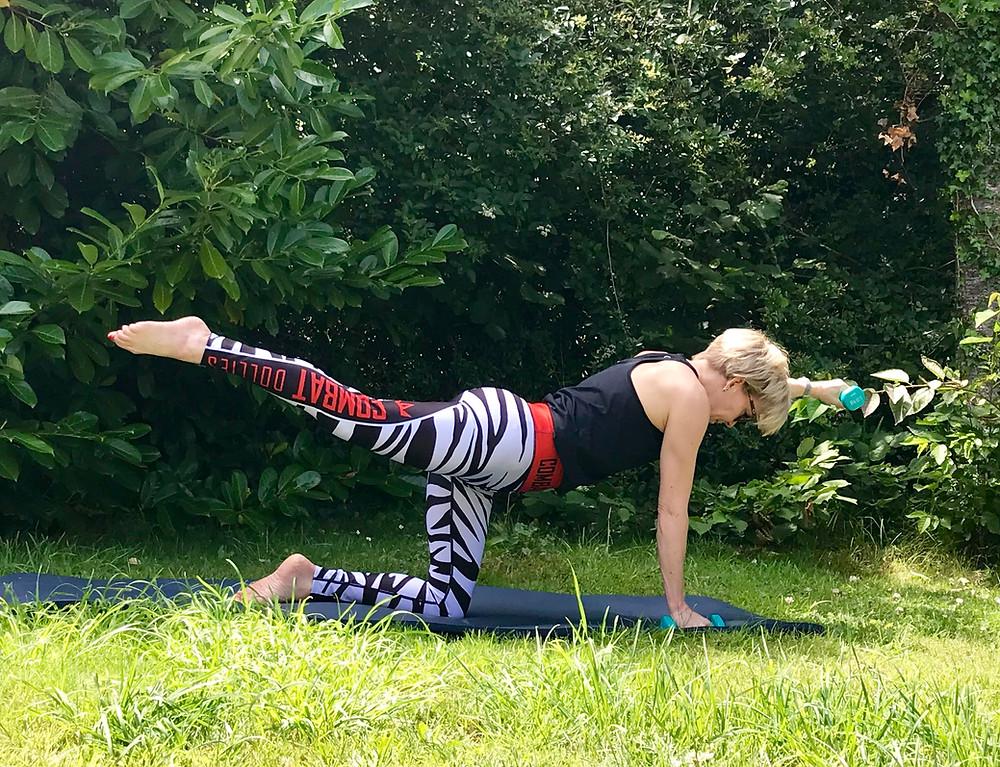 Pilates Cornwall Devoran Perranwell Station Truro Zestforlifefitness Zoë Crouse