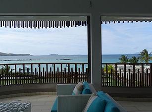 Beachfront Apartment for rent cap malheureux mauritius-Appartement pieds dans l'eau a cap malheureux ile maurice