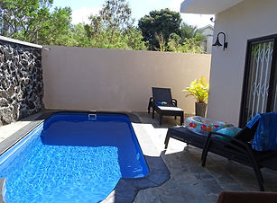 Appartment for rent in trou aux biches mauritius -Appartement a louer a trou aux biches maurice