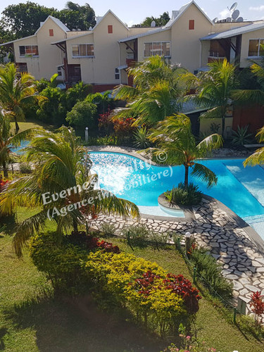 Pool/Garden - Real Estate Agency Mauritius