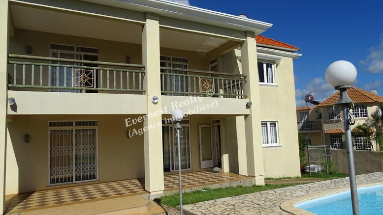 Pool / Terrace- Real Estate Agency Mauritius