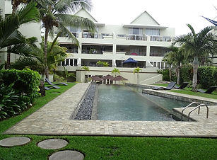 Appartment for rent in bain boeuf mauritius -Appartement  a louer a bain boeuf maurice
