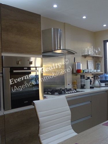 Kitchen- Real Estate Agency Mauritius