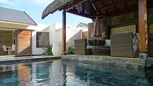 Villa RES for rent in grand baie mauritius villa RES a louer grand baie ile maurice