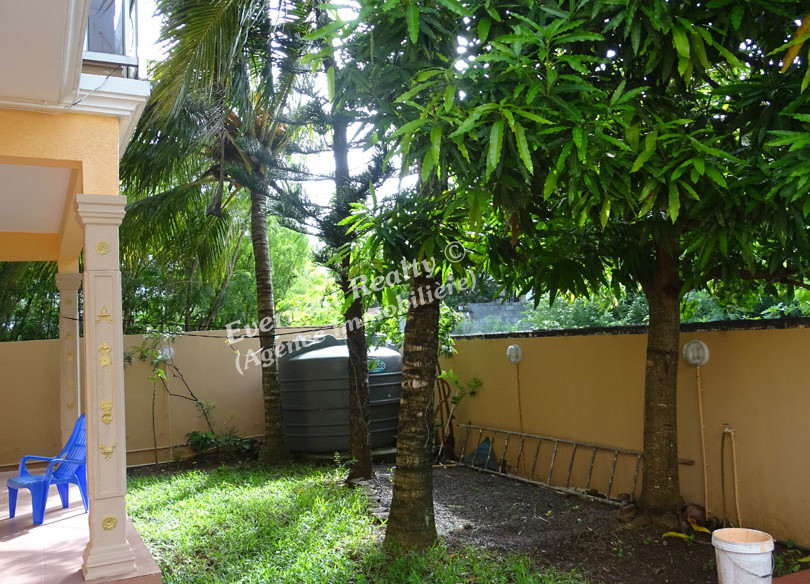 Shared garden- Real Estate Agency Mauritius