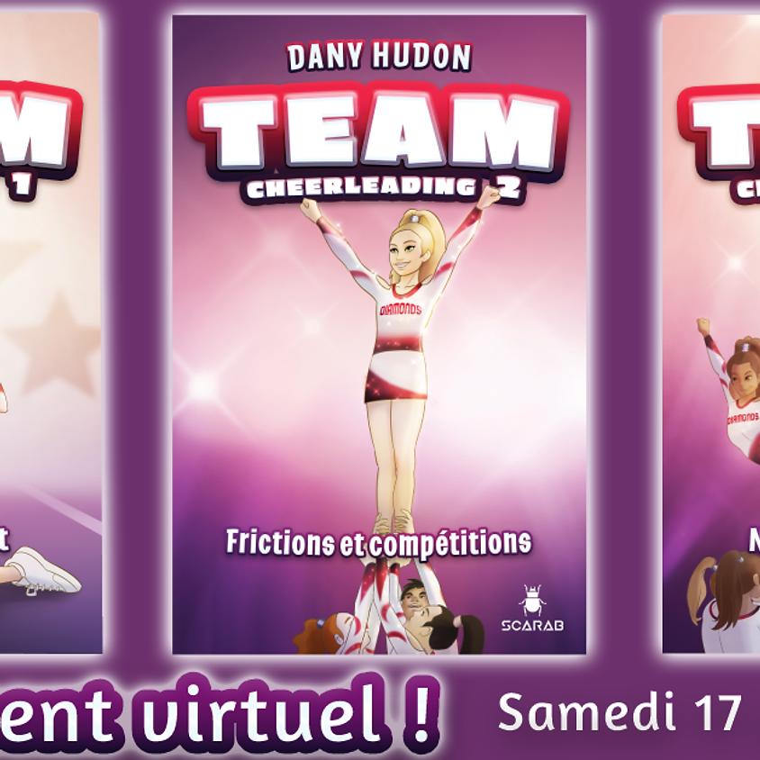 Lancement virtuel - TEAM Cheerleading