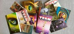 Couverture livres dany hudon