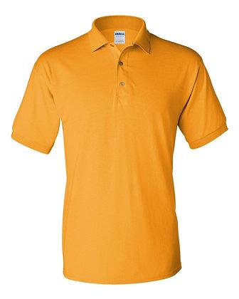 Polo à manches courtes sans poche - Homme