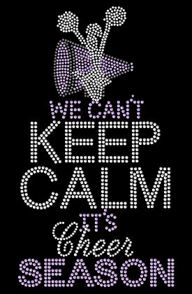 Can't keep calm