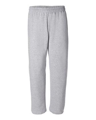 Pantalons d'exercice à jambe droite - Sans poche