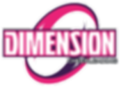 Dimension Cheerleading logo chicoutimi cheerleading saguenay