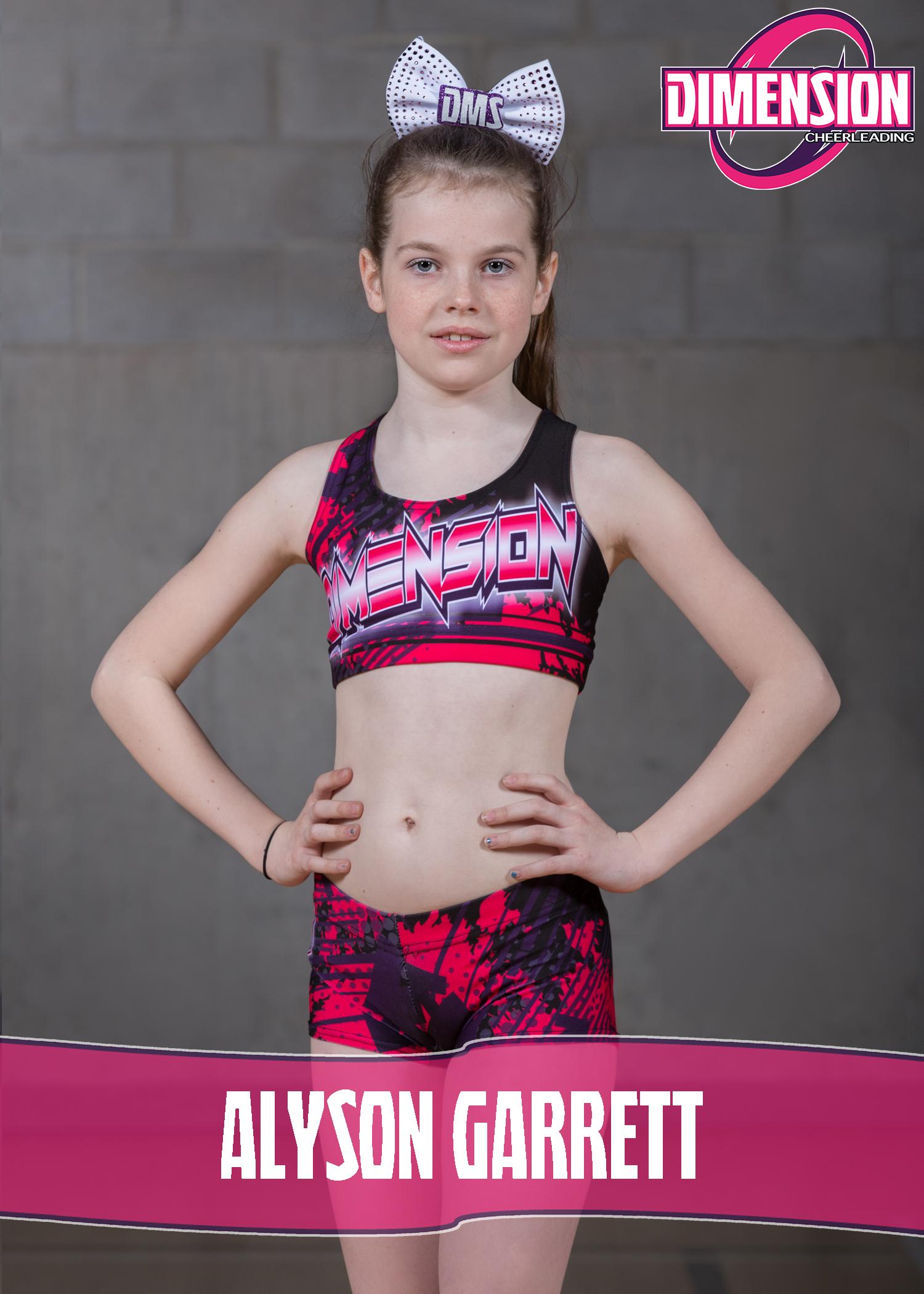 Alyson Garrett