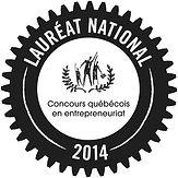 CQE Concours Québécois en Entrepreneuriat 2014 Lauréat National