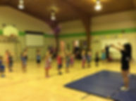 clinique formation primaire école cheerleading cheer