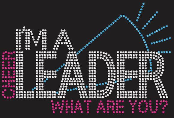 I'm a leader