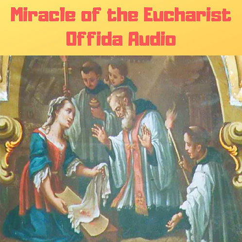 Miracle of the Eucharist of Offida Audiobook
