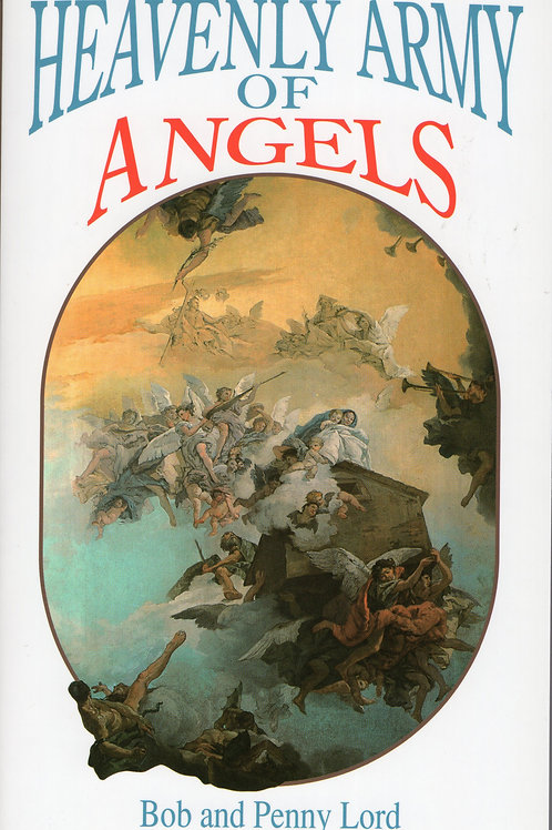 Heavenly Army of Angels book