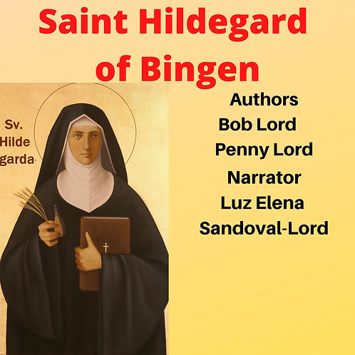 Saint Hildegard of Bingen Audiobook