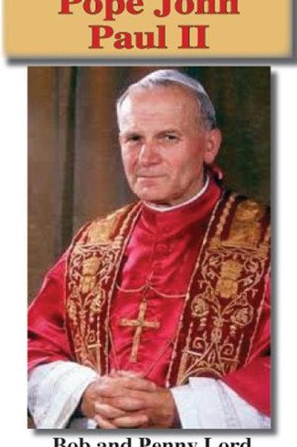 Saint Pope John Paul II Minibook
