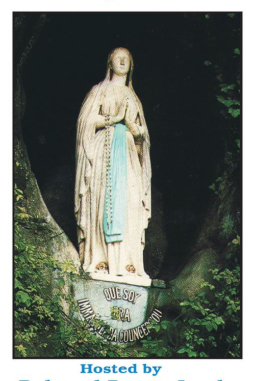 Our Lady of Lourdes DVD