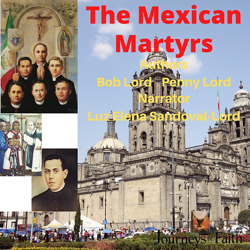 The Mexican Martyrs Audiobook