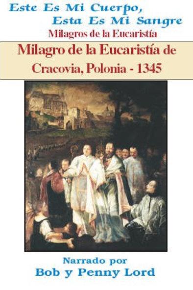 Milagro de la Eucaristía de Cracovia, Polonia - 1345