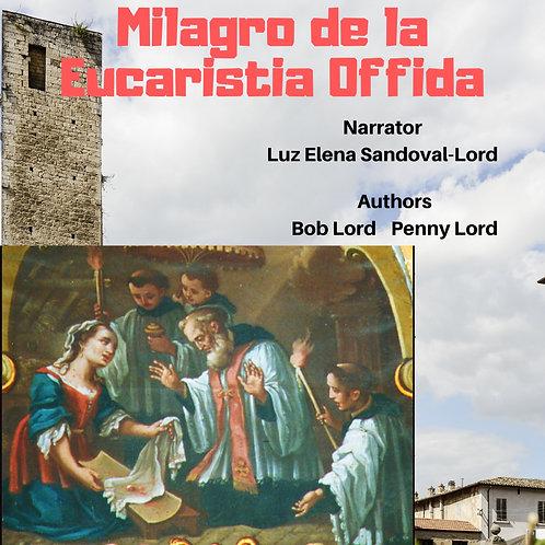 Milagro de la Eucaristia Offida Audio
